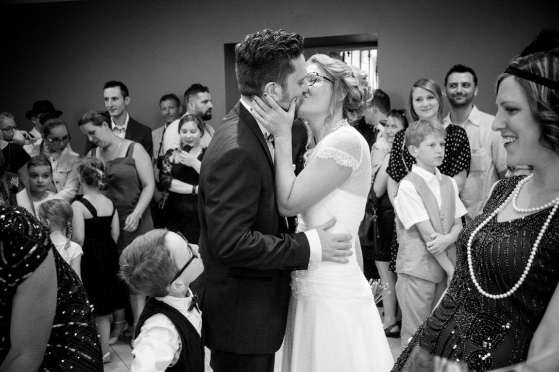Blackaandwhite documentary wedding photographer France-www.gregory clement.fr