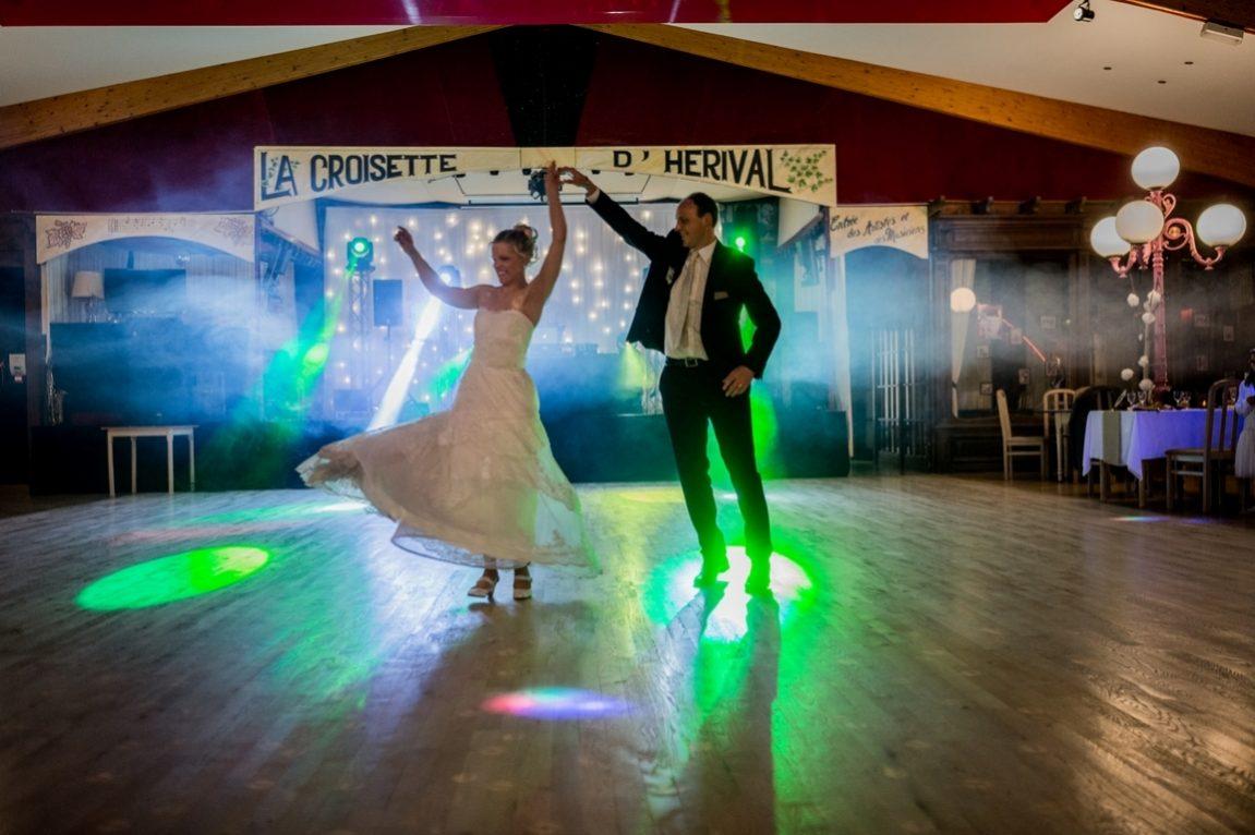 Danse des mariés croisette de Herival Vosges-photographe mariage Epinal Remiremont Neufchateau Toul-www.gregory clement.fr