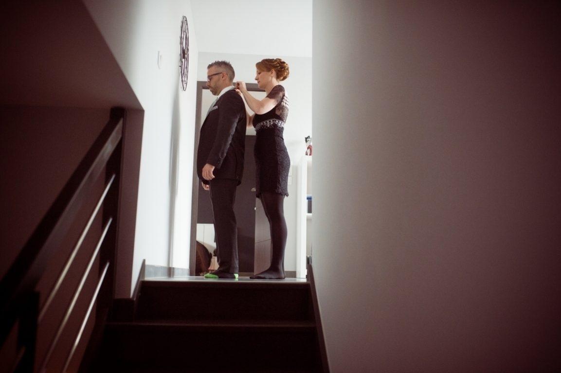 habillage marié en couleur vintage photographe mariage Nancy Neufchateau Metz Verdun www.gregory clement.fr