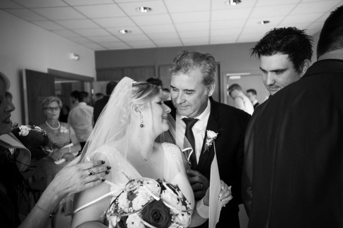 photographe mariage noir et blanc Meuse www.gregory clement.fr