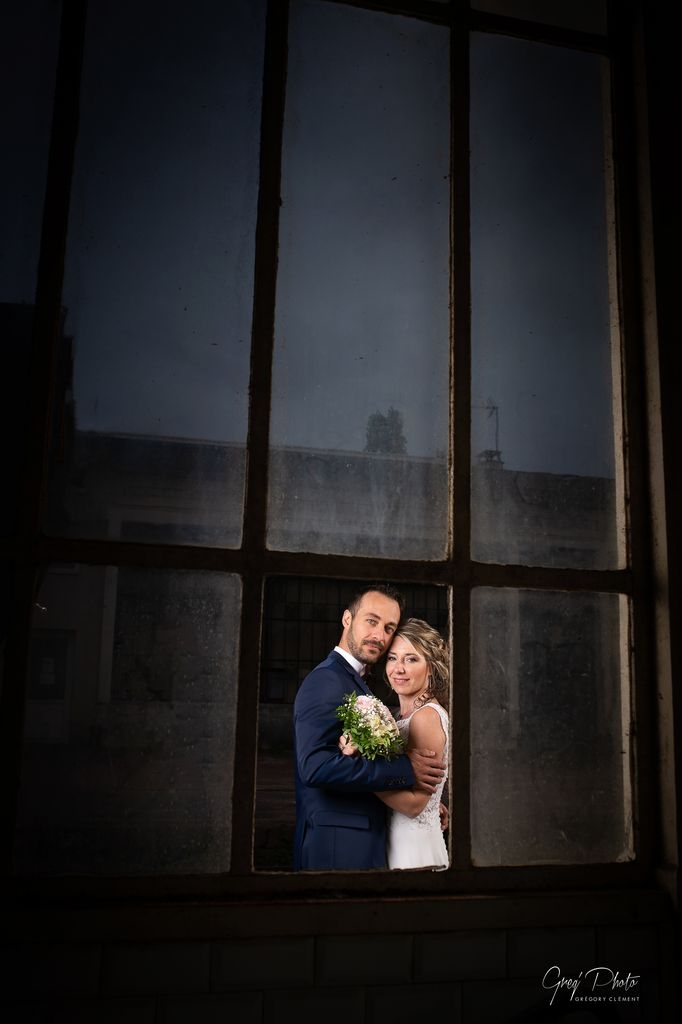 Photo de mariage couple Nancy Grandest France ®gregory clement.fr