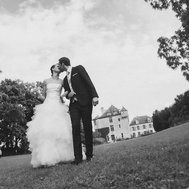 Photographe Nancy mariage chateau de Boucq ®gregory clement.fr