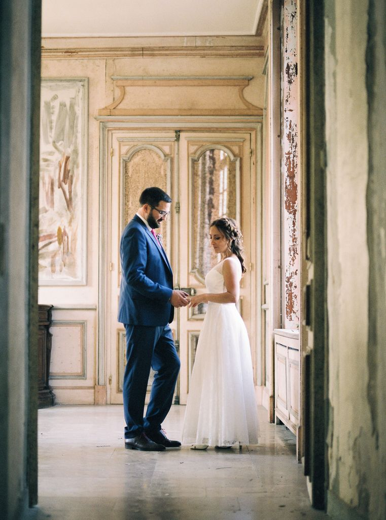 Photographe a Nancy mariage en argentique ®gregory clement.fr