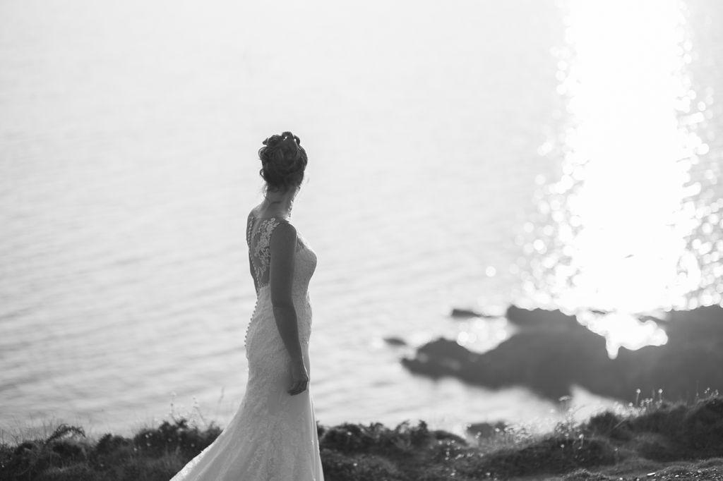 Photographe mariage Nancy noir et blanc Bretagne France ®gregory clement.fr
