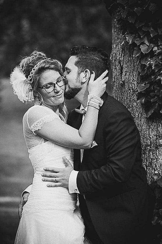 photo mariage Nancy Neufchateau noir et blanc Vosges domaine du Feyel Landaville ®gregory clement.fr