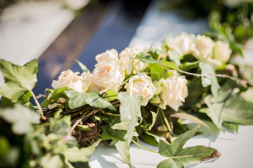 Decoration voiture des mariés photographe mariage Vosges Neufchateau Epinal Remiremont ®gregory clement.fr