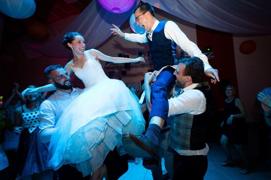 Photographe Metz Moselle Ambiance soirée de mariage Moulin de Chanteraine ®gregory clement.fr