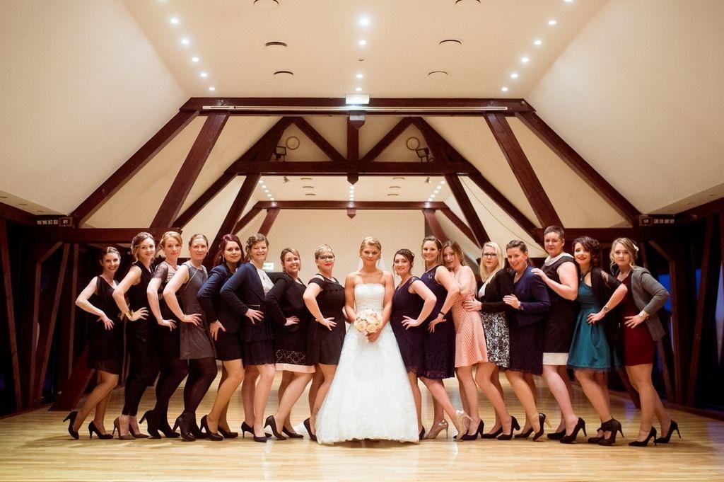 Photographe Neufchateau Vosges photos de groupe mariage ®gregory clement.fr