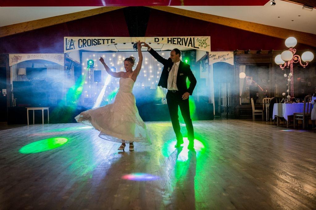Photographe mariage Metz Moselle Danse des mariés croisette de Herival Vosges ®gregory clement.fr