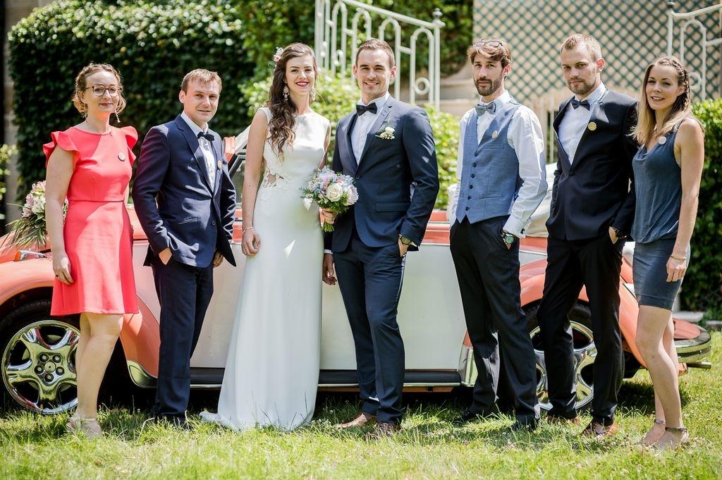 Photographe mariage Vosges photos de groupes ®gregory clement.fr