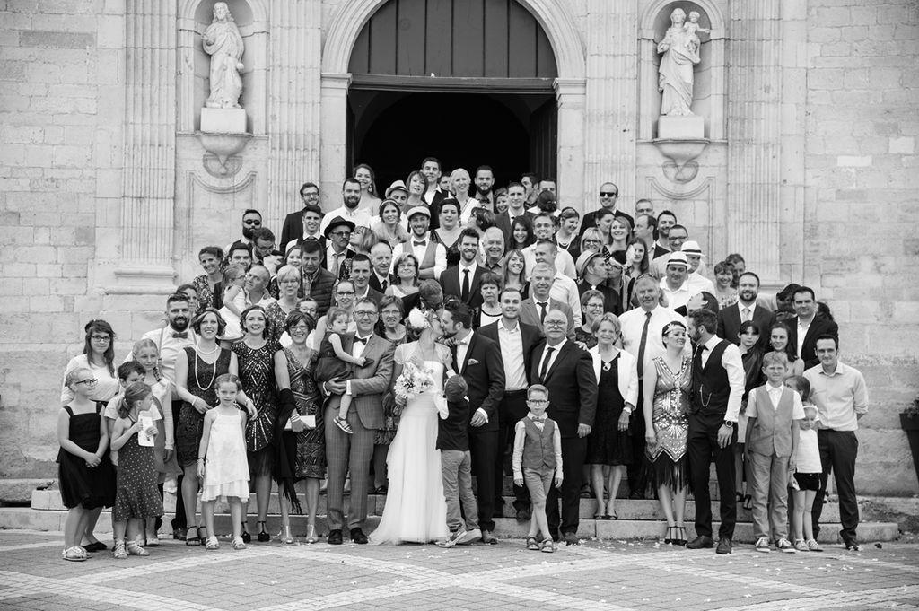Photos de groupe mariage photographe Neufchateau Vosges Lorraine ®gregory clement.fr