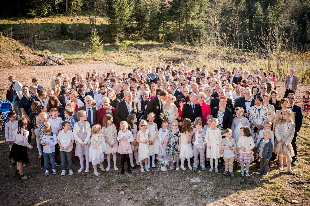 photographe Neufchateau mariage Vosges photos de groupe ®gregory clement.fr